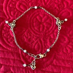 SOLD ON ANOTHER SITE BRIGHTON❤️Silver Anklet